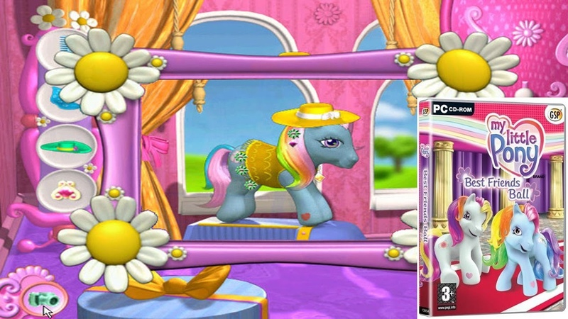 My Little Pony Best Friends Ball New Gameplay - Full GAME - MLP Friendship is Magic