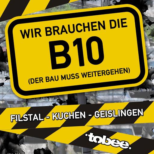 Tobee альбом Wir brauchen die B10 (Der Bau muss weitergehen)