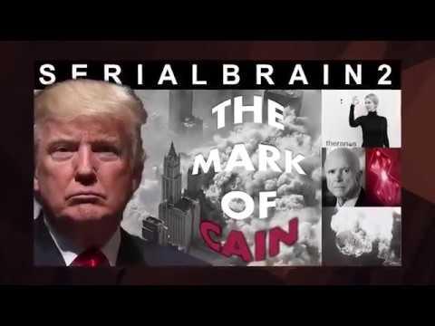 SerialBrain2 Trump's angepinter tweet dekodiert 911 war Ritual und Inside Job TEIL 2/3