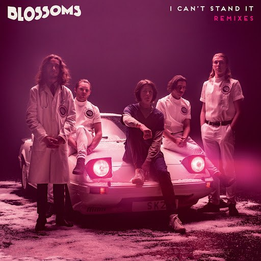 Blossoms album I Can't Stand It (Remixes)