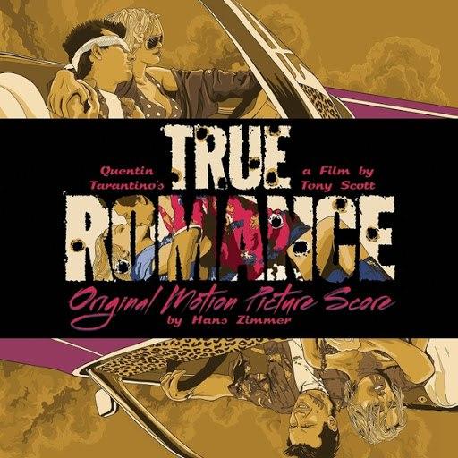 Hans Zimmer альбом True Romance (Original Motion Picture Score)