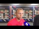 Денис Глушаков Спартак в матче с Анжи неудачно действовал в завершающей стадии атак