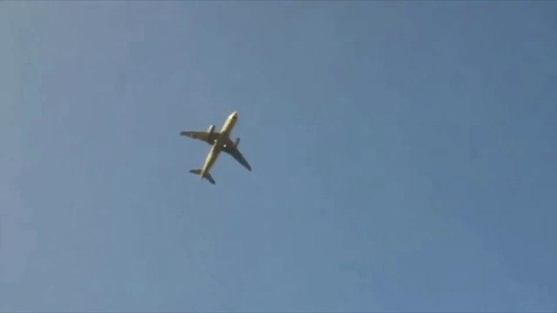 Димон самолет взлетает охуенно ОРИГИНАЛ