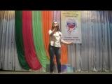 Вероника Игнатенко-мир( Конкурс патриотической песни в с.Победа)