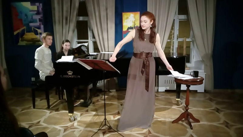 Чайковский. Е. Лескова(меццо-сопрано),Ф. Чельцов