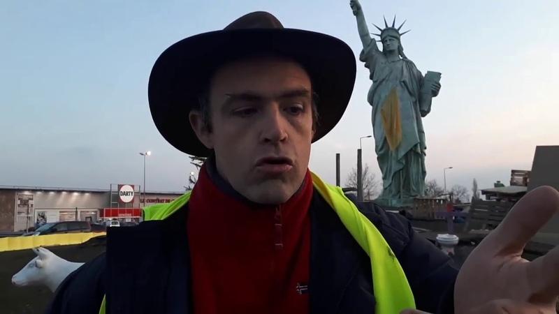 Gilets jaunes Colere Anti Franc maçonnerie Pedo criminalite Corruption massive TV Yannick 15 12 2018