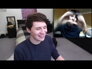 Dan Reacts to His Old Videos rus sub