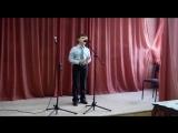 Выступление Антона Пирогова