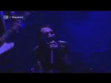 Marilyn Manson Just a Car Crash Away (Live in Schee