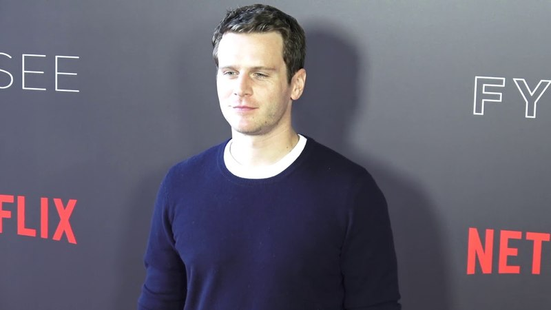 Jonathan Groff at the Mindhunter FYC Event at Raleigh Studios in Hollywood
