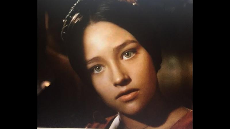 Самая красивая Джульетта-Оливия Хасси.