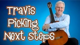 Travis Picking Next Steps