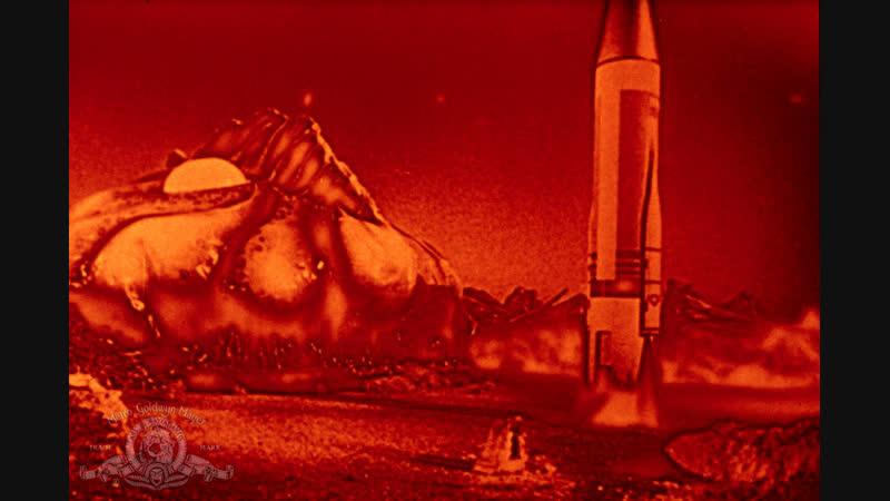 1959 - Грозная красная планета The Angry Red Planet (sub)