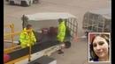 Видеосвидетельство грузчики швыряются багажом в аэропорту Манчестера