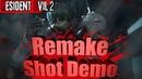 RESIDENT EVIL 2 ● Remake ● [Shot Demo] ● ПРОХОЖДЕНИЕ