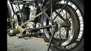 Rudge Multi TT 500cc 1920 1 cyl ioe - vintage motorcycle - start up