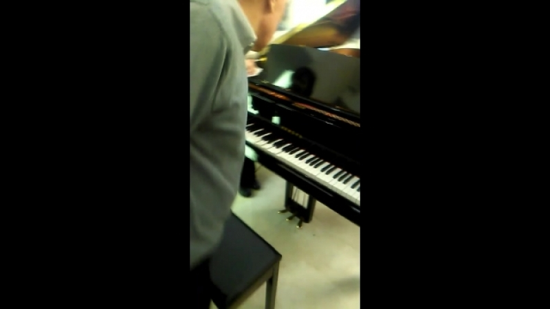 Самостоятельный рояль 1