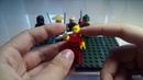 Обзор на всех демонов из игры бой с тенью 2 в стиле лего