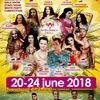 BELLYDANCE DRIVE - 20-24 июня  2018, КРЫМ