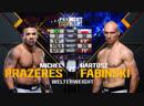 Fight Night Buenos Aires Мишель Празерес vs Бартош Фабински-