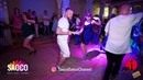 Andrey Bryukhovskikh and Inna Kolpakova Salsa Dancing in Lendvorets at The Third Front, Fri 03.08.18