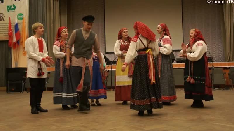 """фольклорный Театр _""""Круговина_"""" (Великий Новгород)"""