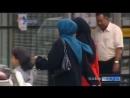 2012 Топ модель надела хиджаб Проект Мы вернулись в Ислам