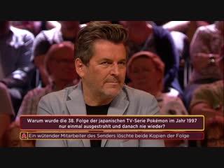 7.12.2018 SAT 1 Genial daneben - Das Quiz