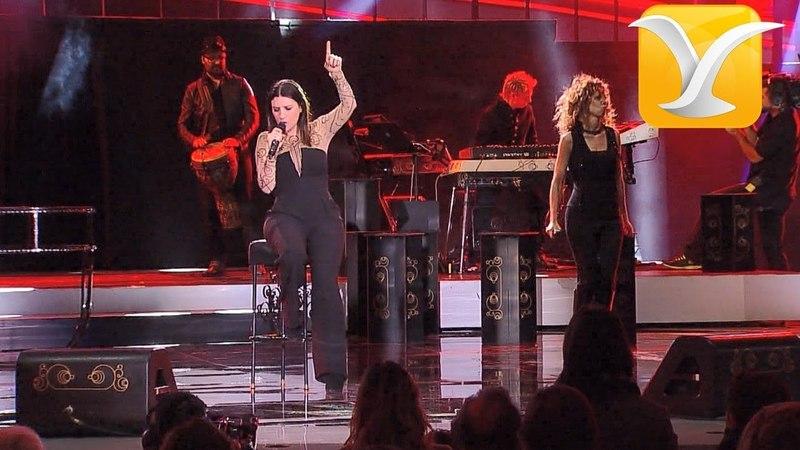 Laura Pausini - Volveré junto a ti - Festival de Viña del Mar 2014 HD