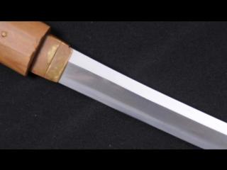 Вакидзаси японский короткий меч самураев