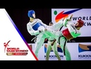 Final [male -58Kg] JANG, JUN(KOR) vs KANAEV, ANDREI(RUS)