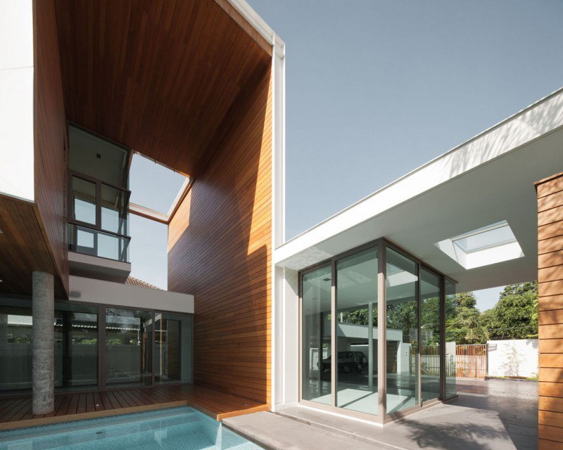 L71 House by OFFICE