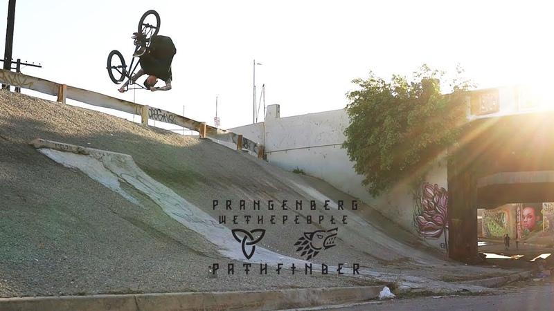 FELIX PRANAGENBERG - WTP BMX PATHFINDER SECTION insidebmx