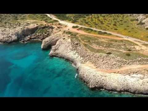 Ayia Napa Cyprus april 2019 DJI Spark