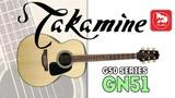 Акустическая гитара TAKAMINE G50 SERIES GN51