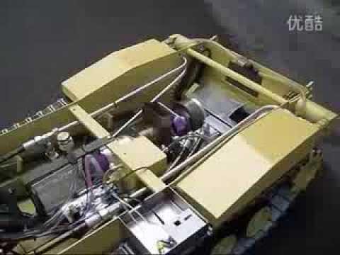Шасси Абрамс М1А1 с турбореактивным двигателем