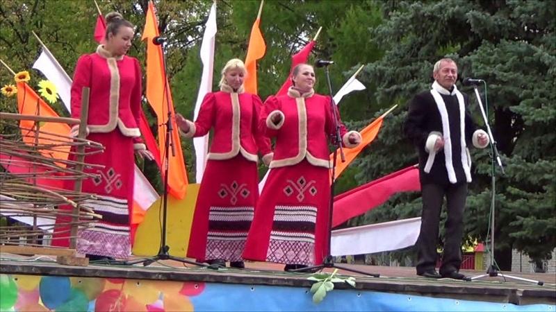 Волжское раздолье - на ярмарке в Новоульяновске 29 09 18
