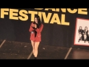 [180428] CLC - Black Dress (Elkie Solo)@2018 K-POP Cover Dance Festival in Hong Kong