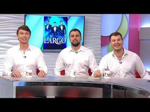 Арт-группа «ЛАРГО» презентовала свой альбом в Ханты-Мансийске