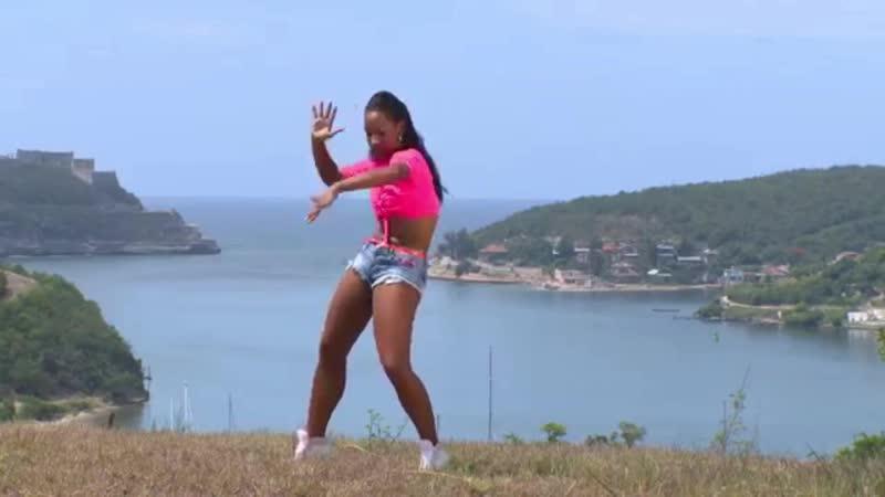 Как научиться танцевать кубинский реггетон - Antonio Torres