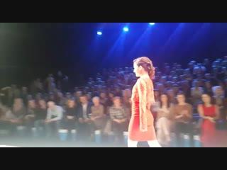 Афродита - Moscow Fashion Week(@ Москва, Гостиный Двор, показ Vera Domokosh)