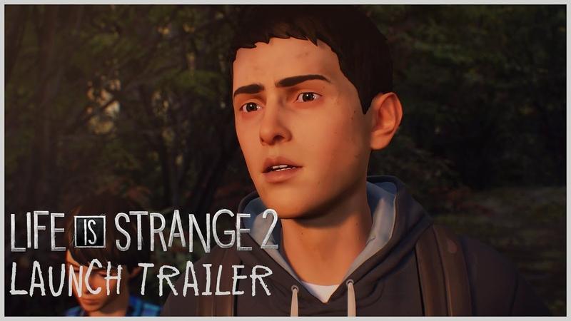 Life is Strange 2 Launch Trailer [PEGI]