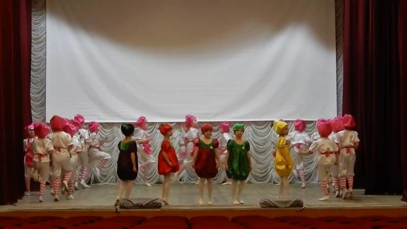 Студия детского танца Задоринки г. Тверь танец ПОВАРЯТА