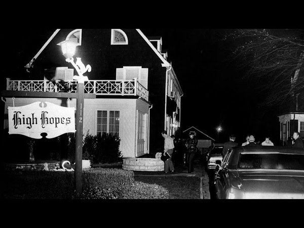 When the sun came down - Artificial Darkness - Amityville 2017