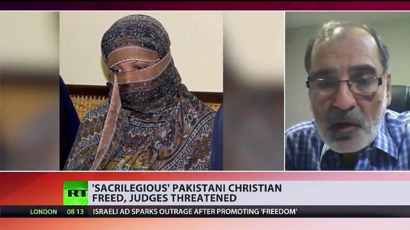 Pakistan: Massenproteste nach Aufhebung der Todesstrafe gegen Christin Asia Bibi