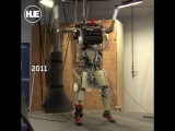Эволюция развития Boston Dynamics