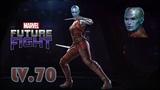 LV70 Nebula EndGame Marvel Future Fight