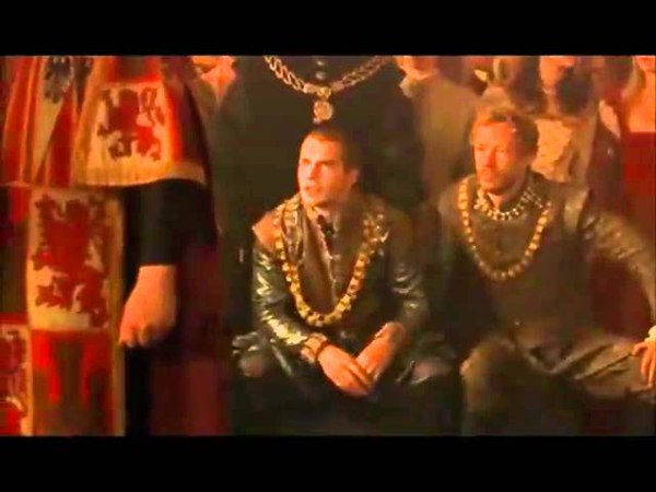 The Tudors - Francis I vs. Henry VIII