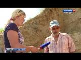 Возобновлены археологические раскопки стоянки каменного века в Сухой Мечетке.mp4