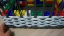 Ситцевое плетение Ч. 3